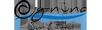 Logo black ognina